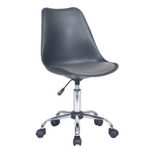Kancelářská židle DARISA Tempo Kondela Černá