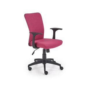 Dětská židle NODY Halmar Růžová