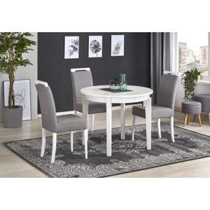 Jídelní stůl SORBUS rozkládací 100/200 Halmar Bílá