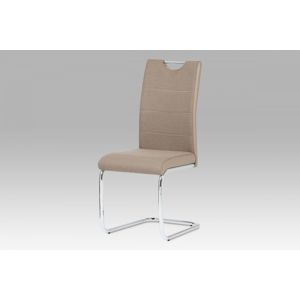Jídelní židle HC-582 Autronic Cappuccino