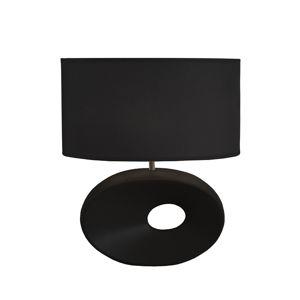 Stolní lampa QENNY TYP 10 černá Tempo Kondela