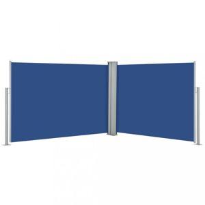 Zatahovací boční markýza 120x1000 cm Dekorhome Modrá