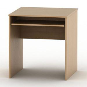 Stůl psací s výsuvem, buk, TEMPO AS NEW 023 0000096587 Tempo Kondela