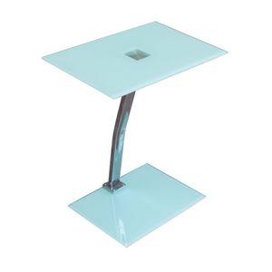Příruční stolek PELOK bílá Tempo Kondela
