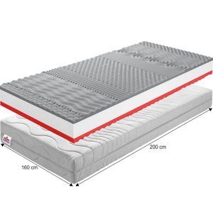 Pěnová matrace BE TEMPO 30 NEW Tempo Kondela 160 x 200 cm