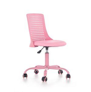 Dětská židle PURE Halmar Růžová