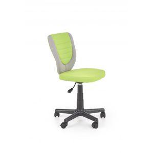 Dětská židle TOBY Halmar Zelená