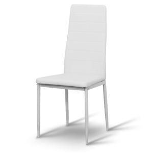 Židle COLETA NOVA Tempo Kondela Bílá