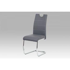 Jídelní židle HC-481 Autronic Šedá