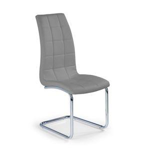 Jídelní židle K147 Halmar Šedá