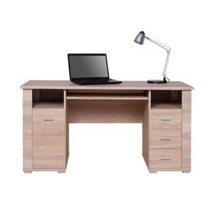 Počítačový stůl GRAND dub sonoma