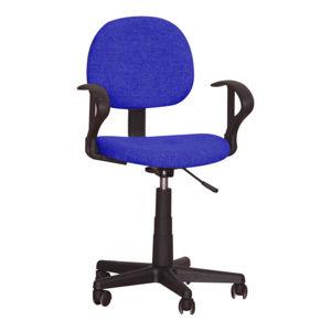Kancelářská židle, modrá, TC3-227 09017915 Tempo Kondela