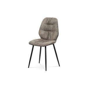 Jídelní židle AC-1127 Autronic Hnědá