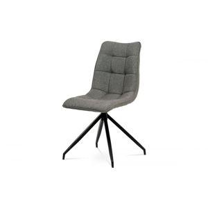 Jídelní židle HC-396 COF2 hnědá / černá Autronic