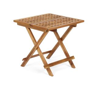 Zahradní skládací stolek GH1287 akácie