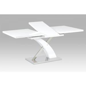 Rozkládací jídelní stůl HT-999 Autronic Bílá