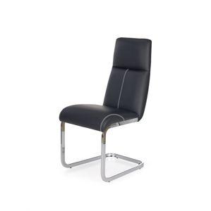 Jídelní židle K229 černá Halmar