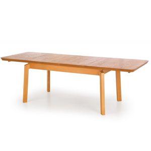 Jídelní stůl rozkládací ROIS 160/250 Halmar Dub medový