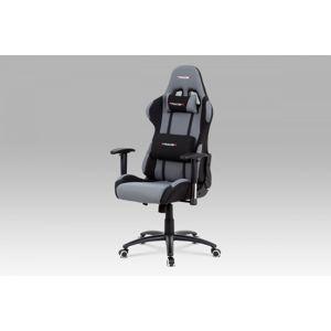 Kancelářská židle KA-F01 Autronic Šedá
